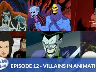 Animated Villains