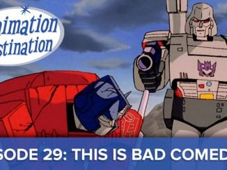 Transformers The Movie - Animation Destination