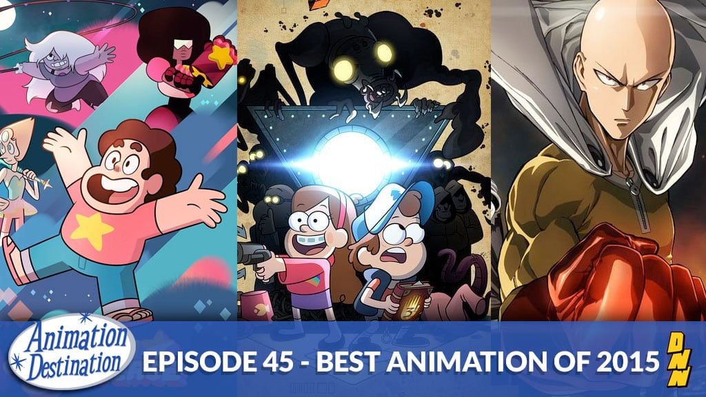 Best Animation of 2015