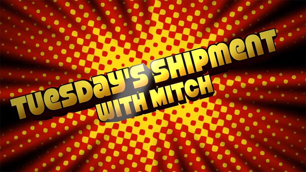 Tuesday-Shipment