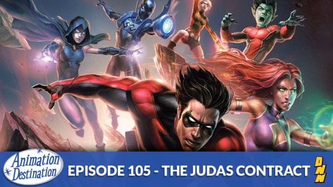 Teen Titans - The Judas Contract