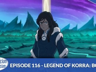 Legend of Korra Book 2: Spirits