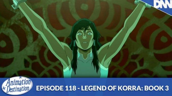 Legend of Korra Book 3