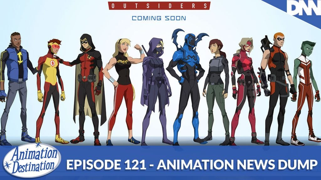 Animation News Dump