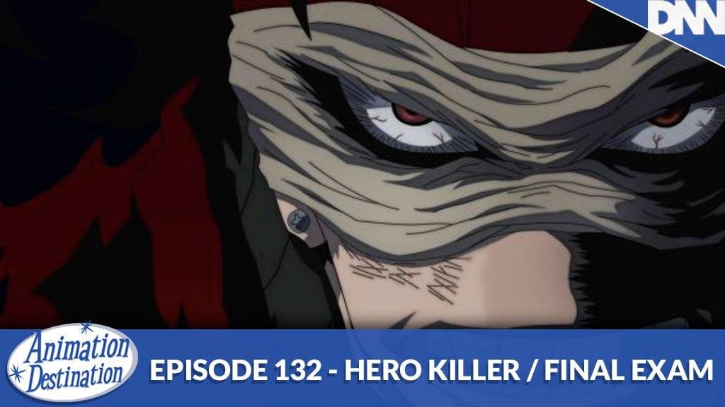 My Hero Academia: Hero Killer