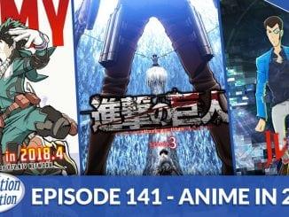 Anime in 2018
