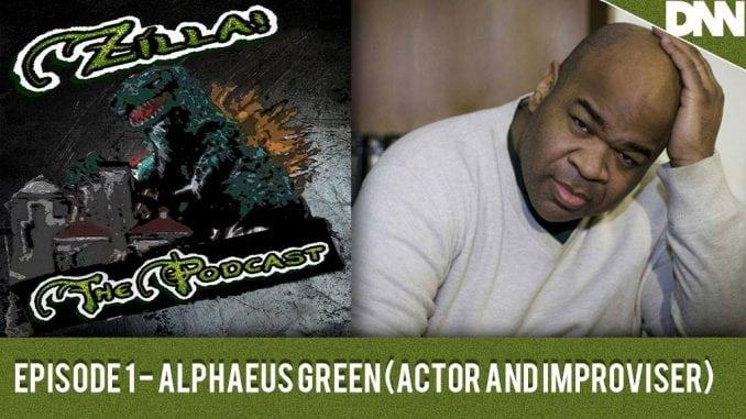 Alphaeus Green Jr Actor Improviser