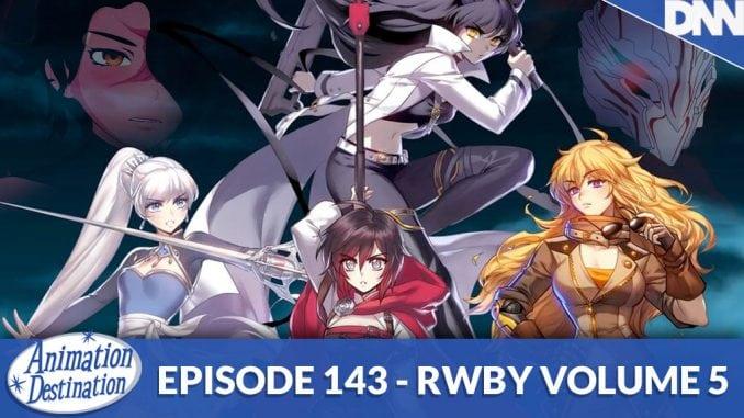 RWBY Volume 5