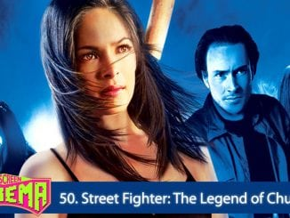 Street Figher Legend of Chun-Li