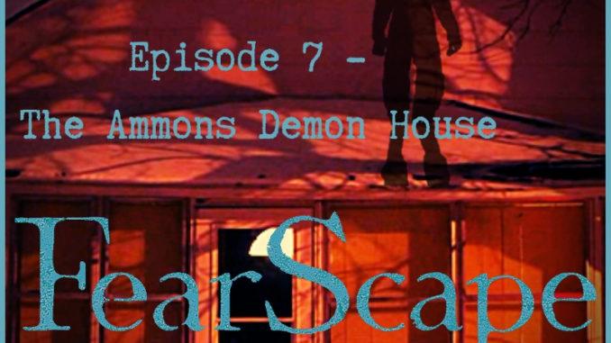 paranormal, ammons haunting, demon house, zak bagans, haunted