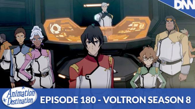 Voltron Season 8