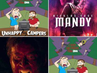 Mandy, Nicolas Cage, Horror, Revenge, LSD