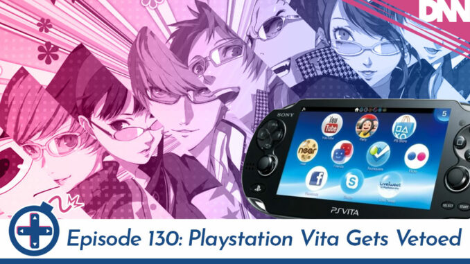 persona 4 golden and playstation vita