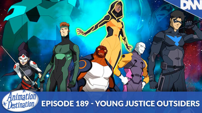 Young Justice: Outsiders