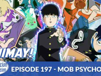 Mob Psycho 100 promo art