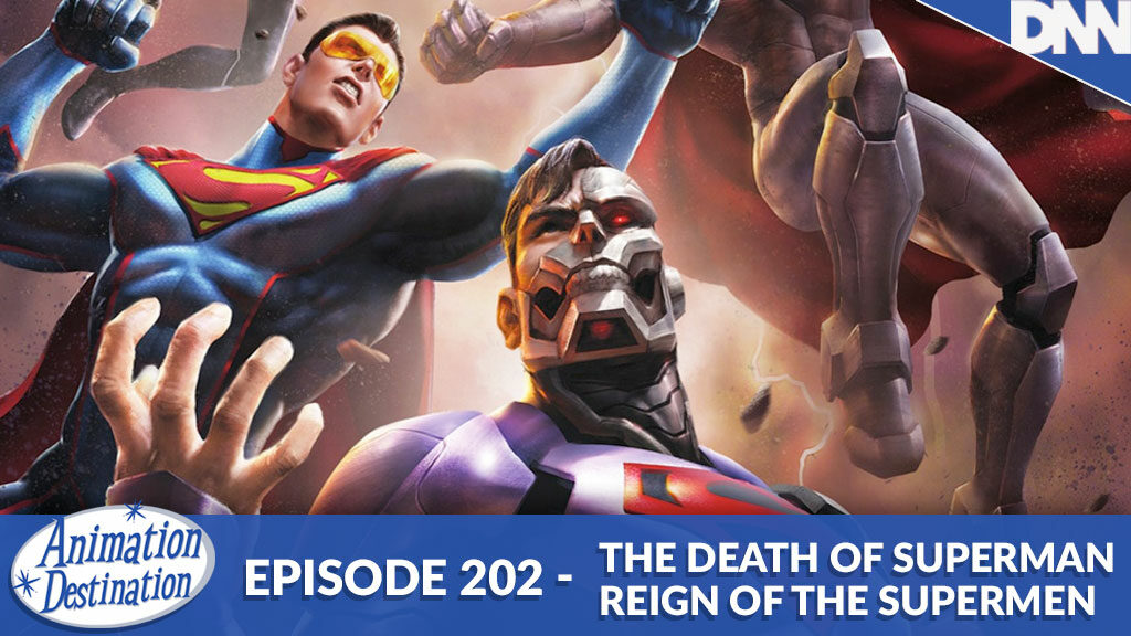 Death of Superman and Reign of the Supermen