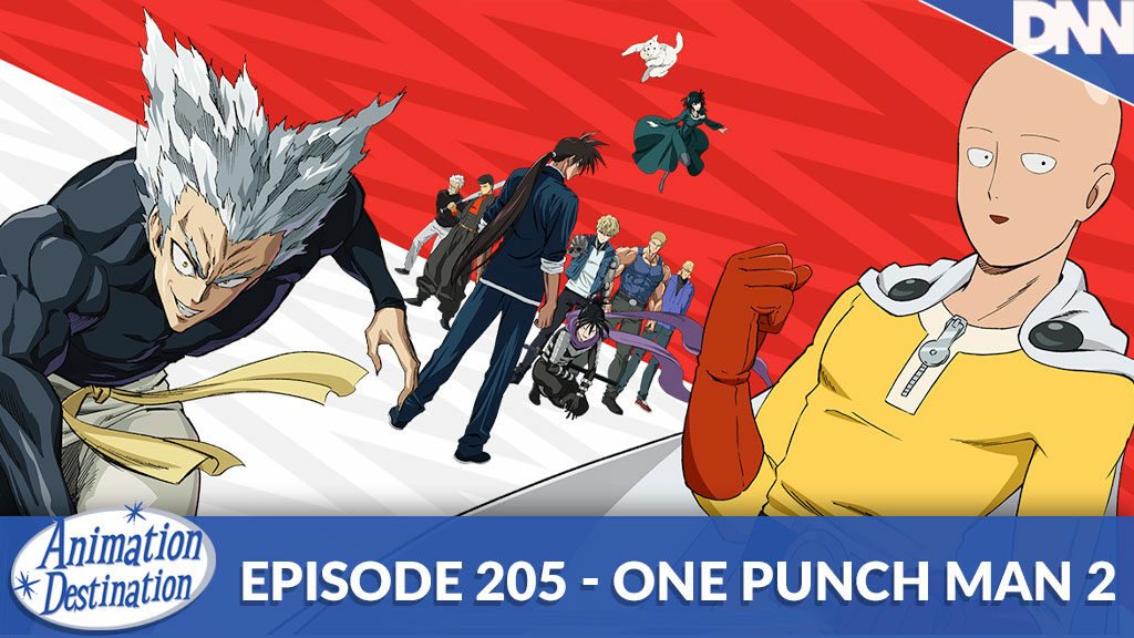 205  One-Punch Man Season 2 – The Destination